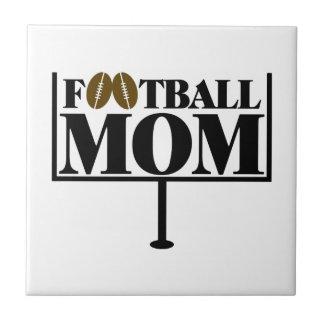 Fußball-Mamma-Ziel-Posten Keramikfliese