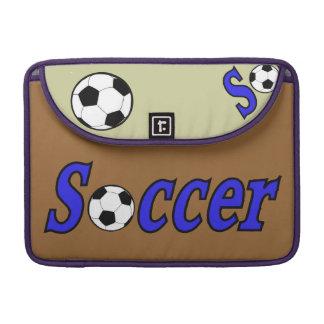 Fußball mit Ball Sleeve Für MacBook Pro