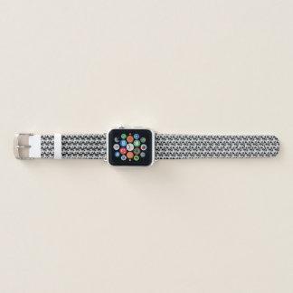 Fußball-Muster-Apple-Uhrenarmband Apple Watch Armband