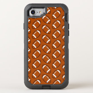 Fußball-Muster iPhone 7 Otterbox Fall OtterBox Defender iPhone 8/7 Hülle