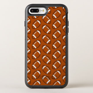 Fußball-Muster iPhone 8/7 PlusOtterbox Fall OtterBox Symmetry iPhone 8 Plus/7 Plus Hülle