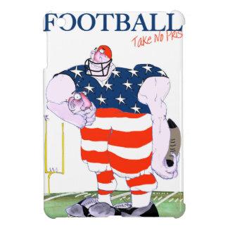 Fußball nehmen keine Gefangenen, tony fernandes iPad Mini Cover