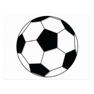 Fußball Postkarten