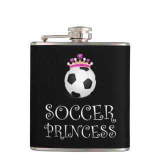 Fußball-Prinzessin Flachmann