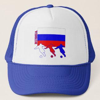 Fußball Russland Truckerkappe