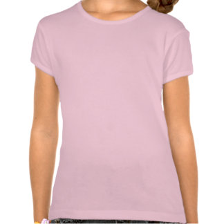 Fußball-Schmetterlings-Blumen-Rosa T Shirts