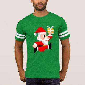 Fußball-Shirt der Männer Weihnachts: T-Shirt