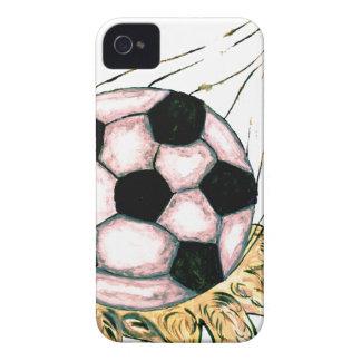 Fußball-Skizze iPhone 4 Hüllen
