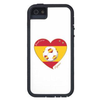 """FUSSBALL """"SPANIEN"""" Spain Football Spanish Soccer T iPhone 5 Schutzhüllen"""