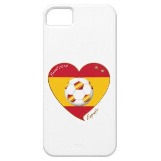 "FUSSBALL ""SPANIEN"" Spain Football Spanish Soccer T iPhone 5 Etui"
