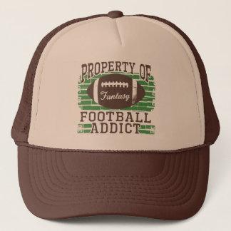 Fußball-Süchtiger durch Mudge Studios Truckerkappe