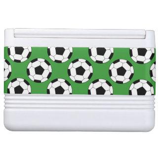 Fußball-Thema Igloo Kühlbox