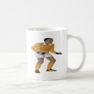 Fußball-Tormann Kaffeetasse