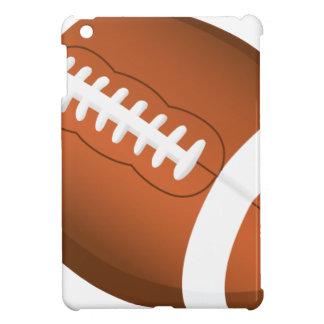 Fußball trägt Bildungs-Trainer-Team-Spiel-Feld zur iPad Mini Hülle