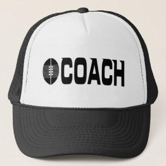 Fußball-Trainer-Fernlastfahrer-Kappe Truckerkappe