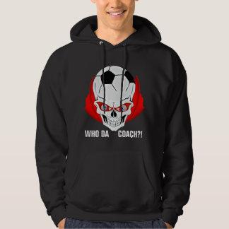 Fußball-Trainer Hoodie