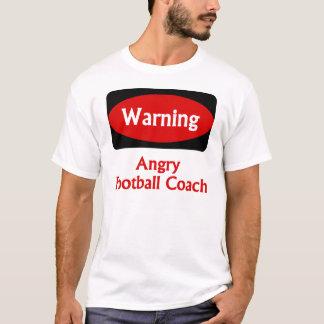Fußball-Trainer-T - Shirt