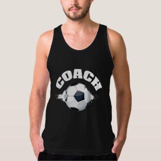 Fußball-Trainer Tank Top