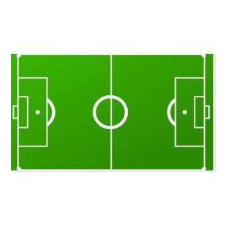 Fußball-Trainer-Visitenkarte Visitenkarten