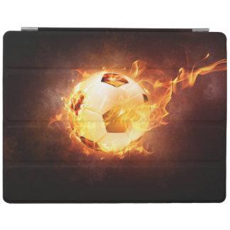 Fußball unter Feuer, Ball, Fußball iPad Hülle