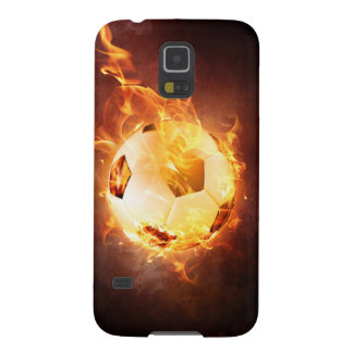 Fußball unter Feuer, Ball, Fußball Samsung S5 Hüllen