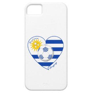 "Fußball ""URUGUAY"". Nationaler Uruguayan Team socce iPhone 5 Etuis"