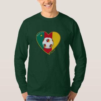 "Fußball von Kamerun, Soccer ""CAMEROON"", Football Tshirts"