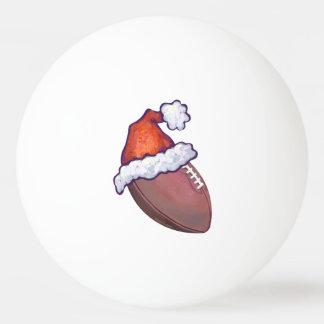 Fußball-Weihnachten Ping-Pong Ball