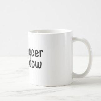 Fußball-Witwe Kaffeetasse