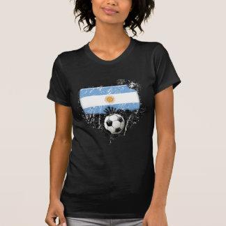 Fußballfan Argentinien T-Shirt