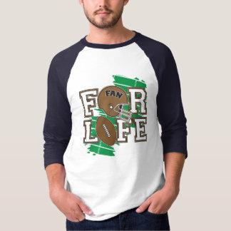 Fußballfan Brown T-Shirt