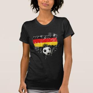 Fußballfan Deutschland T-Shirt