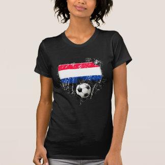 Fußballfan die Niederlande T-Shirt