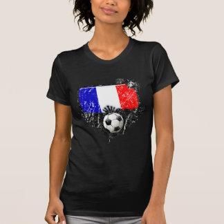 Fußballfan Frankreich T-Shirt