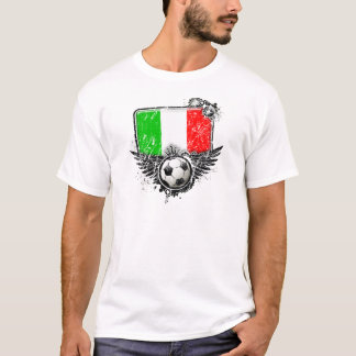Fußballfan Italien T-Shirt