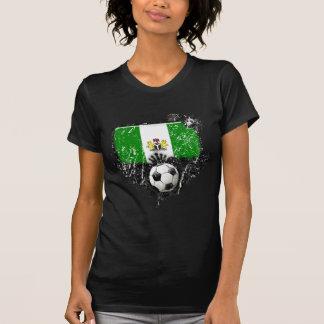 Fußballfan Nigeria T-Shirt
