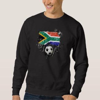 Fußballfan Südafrika Sweatshirt