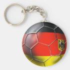 Fußballgeschenke 2010 Deutschland Fußball Schlüsselanhänger