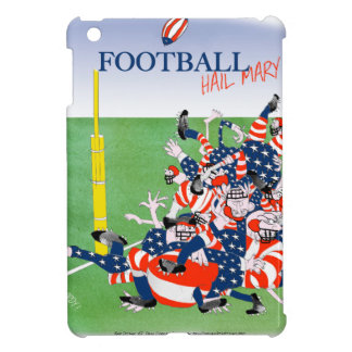 Fußballhagel-Mary-Durchlauf, tony fernandes iPad Mini Hülle