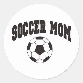 Fußballmamma Stickers