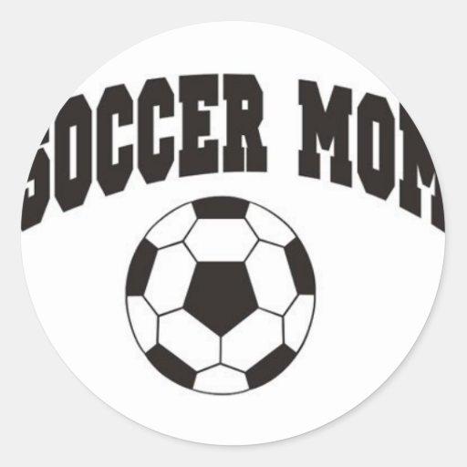 Fußballmamma Sticker