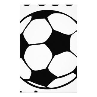 Fußballmamma Briefpapier