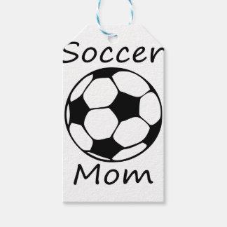 Fußballmamma Geschenkanhänger