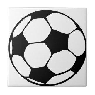 Fußballmamma Keramikfliese
