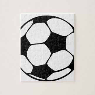 Fußballmamma Puzzle