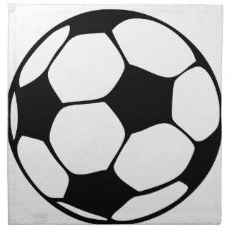 Fußballmamma Serviette