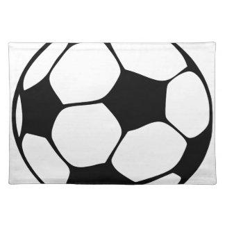 Fußballmamma Tischset