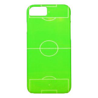 Fußballplatz grüner iPhone 7 Neonkasten iPhone 8/7 Hülle