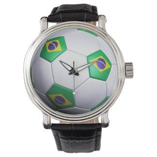 Futebol Brasileiro Watch Armbanduhr