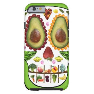 Füttern Sie Ihrem Schädel iPhone 6 Fall starken Tough iPhone 6 Hülle